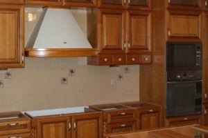 meble do kuchni w stylu drewnianym