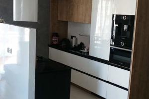 nowoczesna mała kuchnia na zamówienie